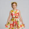 Платье для девочки 33-4600