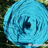 Трикотажная пряжа цвет изумрудный, 100м
