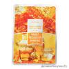 ДП SHEET Маска тканевая на основе фильтрата улитки и мёда DEOPROCE COLOR SYNERGY EFFECT SHEET MASK YELLOW 20g/10SHEET