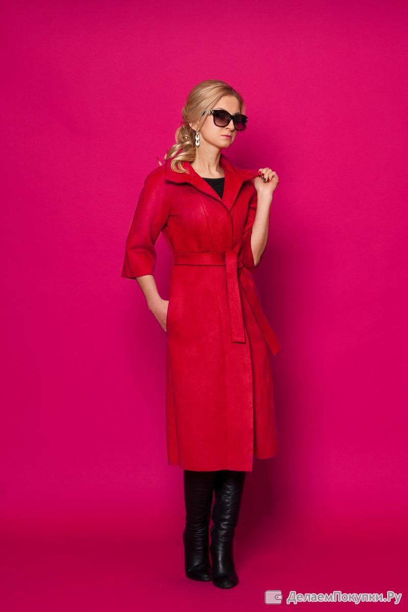 Пальто кардиган женское