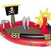 Игровой бассейн Пираты 190 х 140 х 96 см 53041 Bestway