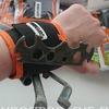 ФОТО. SuperMan - Магнитный строительный браслет