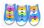 Ленивые шнурки бантики