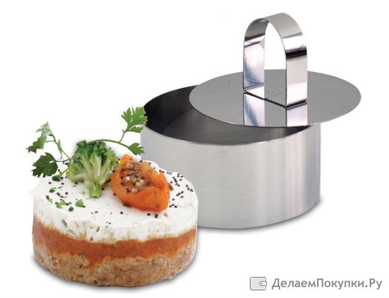 Сделать форму для салата своими руками