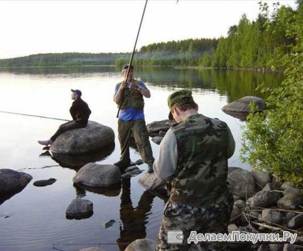 с друзьями на рыбалку на чем