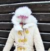 Зимнее утепленное пальто (Код: 465)