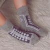 Носки шерстяные N7R79-6 подростковые