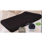 Кровать флок Pillow Rest Classic, 137x191x23см, встр.эл.насос, 66780'