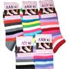 Женские носки Ланю 858-9 хлопок