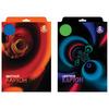 Набор цветного мелов. целлюлозного картона ACTION! ИЛЛЮЗИИ, дв. клапан, с е/п ,ф.А4, 8 л.,2 дизайна