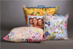 Подушка файбертекс 40х60см