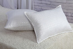 Подушка эвкалиптовое волокно 60х60см (тик)
