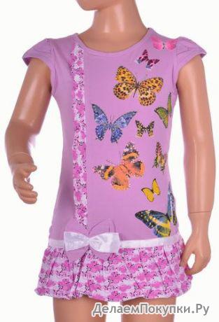 Туника для девочек (6-12 лет)