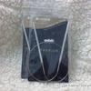 105-7-60/5-60 Addi спицы, круговые, супергладкие, никель, №5, 60 см.