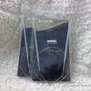 105-7-60/4-60 Addi спицы, круговые, супергладкие, никель, №4, 60 см.