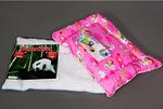 Подушка для новорожденных Бамбуковое волокно 40х60см (сатин)