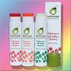 Гигиеническая помада для губ Тропикана - Кокос, Вишня, Апельсин
