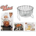Складная решётка для готовки Шеф Баскет