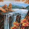 """Риолис набор для вышивки """"Водопад"""""""