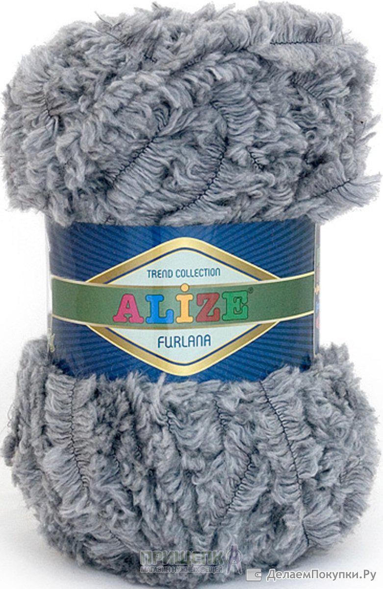Вязанье из пряжи ализе фурлана