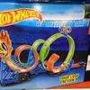 Трек Hot Wheels(Хот Вилс) - Четыре петли