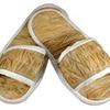 Тапочки лыковые, размер 37-38