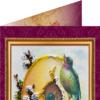 """АО-007 """"Пасхальная открытка-7"""" набор-открытка"""