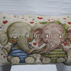 Подушка слонята 50 70