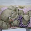 Подушка слоненок 50 70