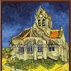 Церковь в Овере, Ван Гог GL50516