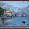 Вид на озеро Комо. Италия GL50514