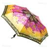 Полностью автоматический зонт с цветами Три слона 360-33E