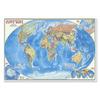 Политическая карта мира 101x69