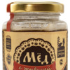 Мёд натуральный С ЖИВИЦЕЙ стекло 200 мл