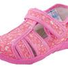 Неростовка»42100111 туфли летние дошкольные текстиль розовый 26-31
