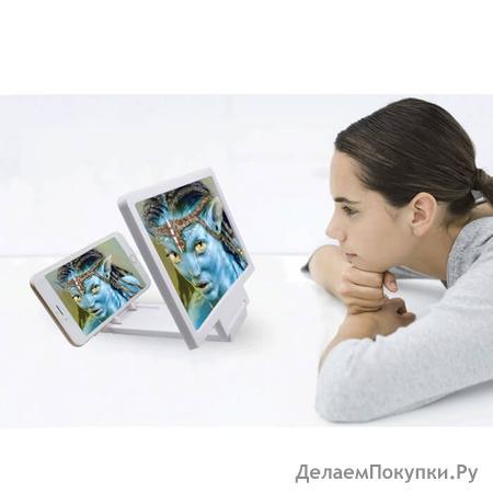 Увеличитель экрана телефона