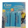 Бальзам для губ CIEN Lip Balm SPORT & SUN SPF 20, 3 шт в упаковке