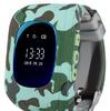 Детские часы с GPS Baby Watch Q50 OLED (милитари) Скидка 30% только при заказе в мае