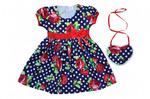 Платье для девочек оптом T10000
