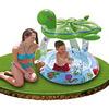 Детский надувной бассейн Intex с навесом: 102х107 см.