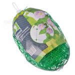 Сетка садовая для вьющихся растений 2х5м, пластик, зеленая, размер ячейки 15х15см