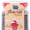 Иван-чай карельский с ягодами черники