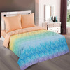 Комплект постельного белья, поплин (2-спальный на резинке)