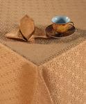 Набор столового белья Шарлотта (золото)