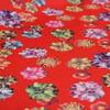 Неопрен Принт D#5 цвет красный