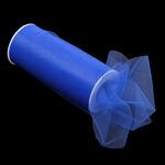 Фатин средней жесткости в шпульках арт.TBY.C шир.145мм цв.21 синий фас.22.86м