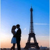 """Алмазная вышивка оптом """"Париж"""": zhui007724 (40x50)"""