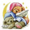 776-14 Два медвежонка (Белоснежка)