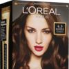 Pr'ef'erence Краска для волос Золотисто-коричневого цвета4.3