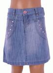 Джинсовая юбка оптом Twors22